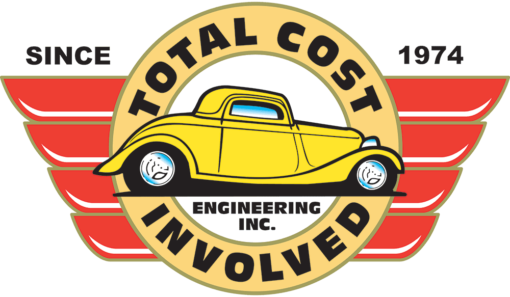 Total Cost Involved Engineering logo
