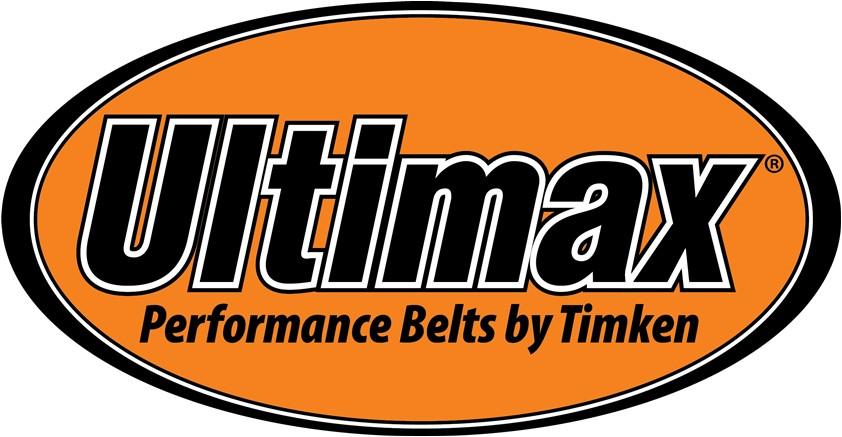 Ultimax Belts by Timken logo