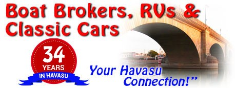 The Boat Brokers and RV logo