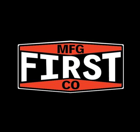 First MFG Co logo