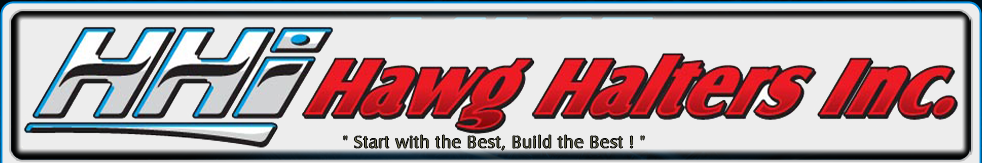 Hawg Halters logo